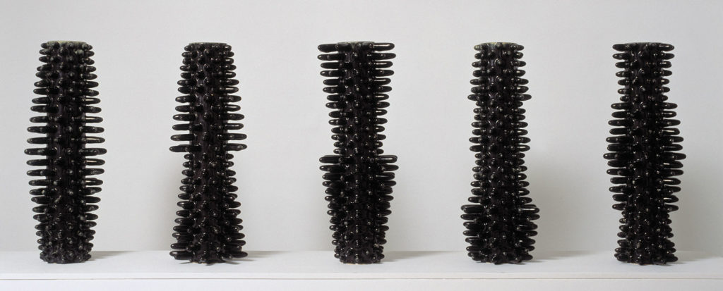 Black Series/2002 Height 58 cm.