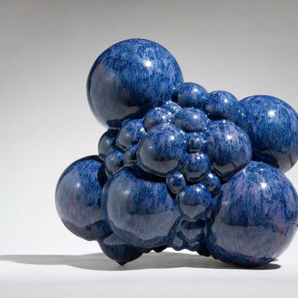 Bubbles II/2003 Height 29 cm.