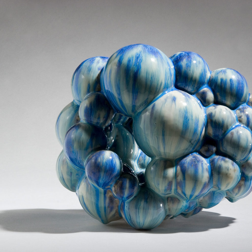 Bubbles I/2005 Height 21 cm.