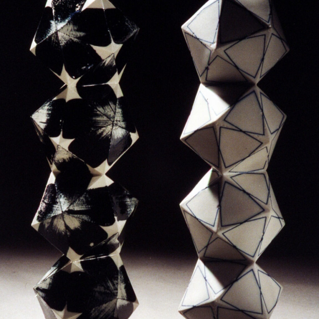 Vessels/1991 Height 45 cm.